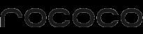 Rococo Black Transparent Logo
